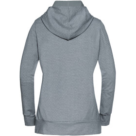 VAUDE Tuenno Pullover Mujer, pewter grey